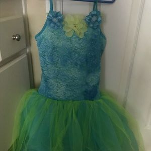 Other - Halloween/Ballerina Dress Girl